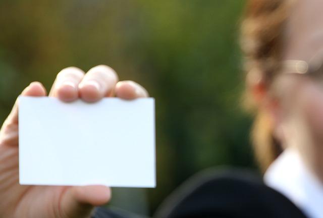 כרטיס ביקור דיגיטלי